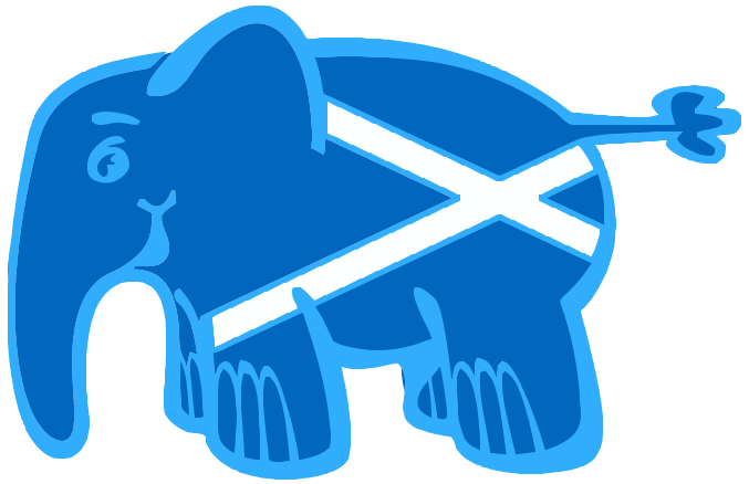 scottish elephpant